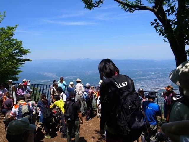 武甲山登山 1/3ーエコトイレ < ...